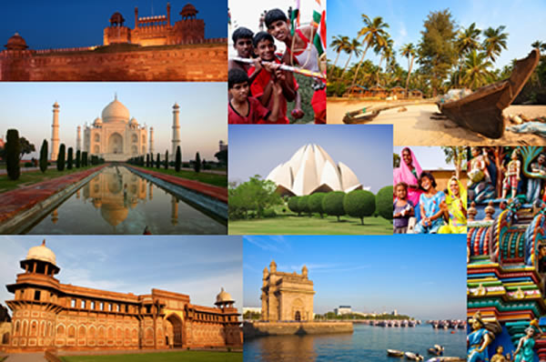 India – The perfect destination to move for your next vacation
