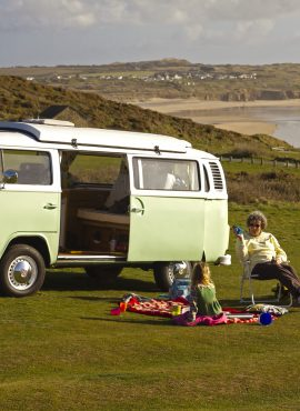 Camper Van Holidays: Travel in Comfort, Enjoy an Array of Activities