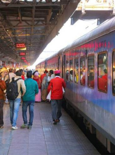 A Complete Guide to Indian Railways for International Travelers