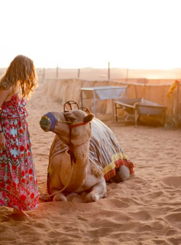 Desert Safari Deals: Exquisite and Lavish Experience