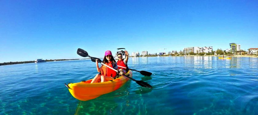 Kayaks gold coast