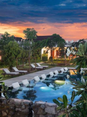 Backpacking Stays Are More Luxurious in Angkor Wat