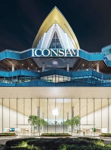 Visiting Iconsiam in Bangkok