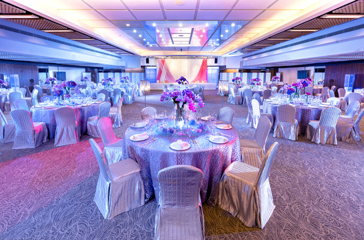 wedding hotel in Sathorn