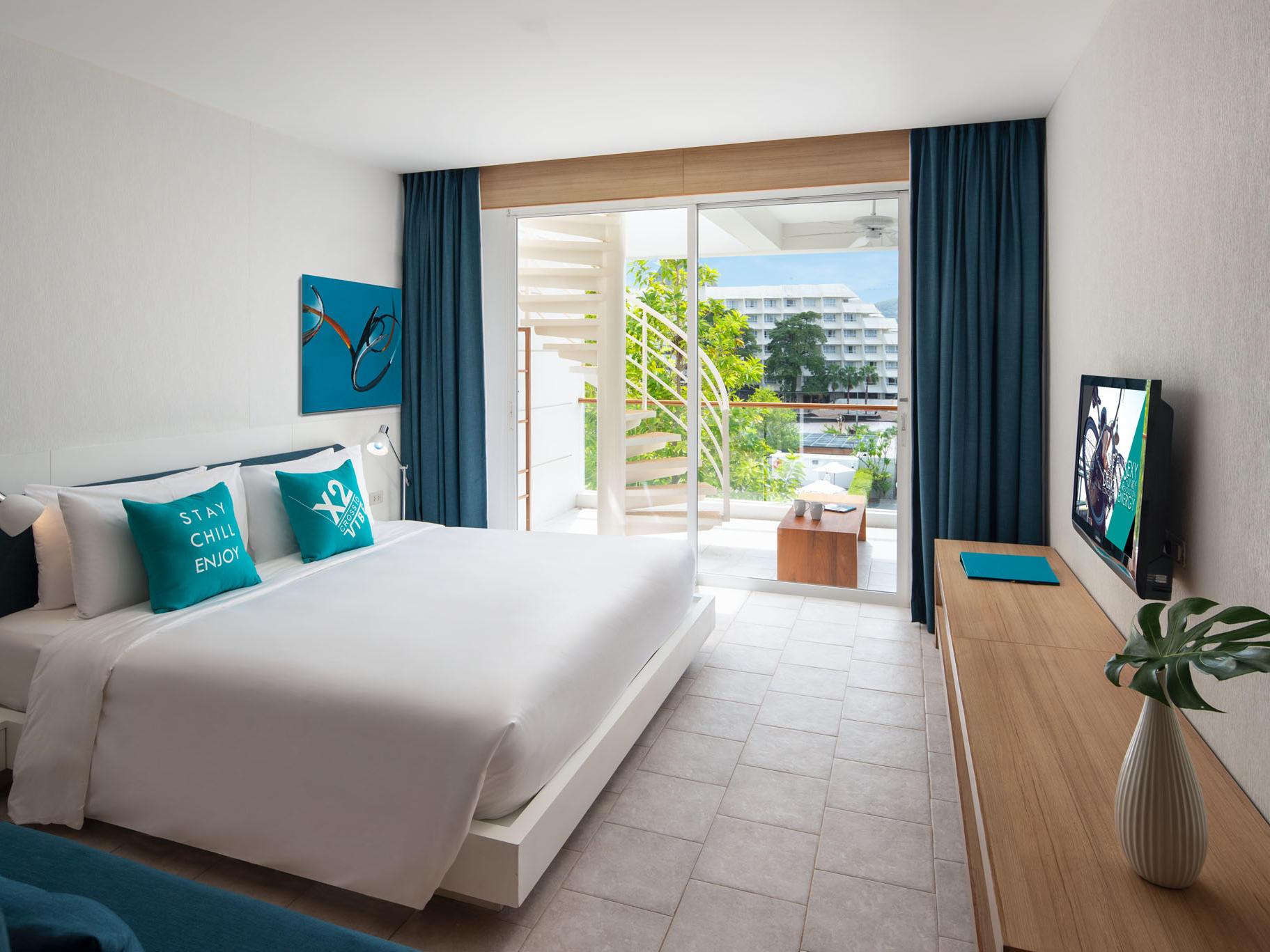 hotel near Patong beach