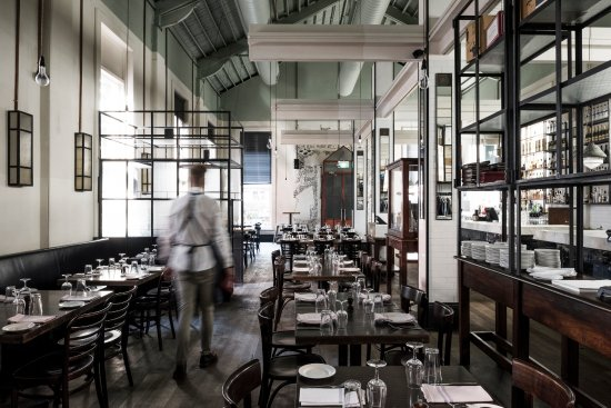 Restaurant and bar in Melbourne