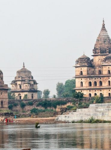 The historical platter – Orchha