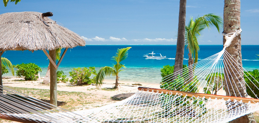 sailing holiday in Fiji