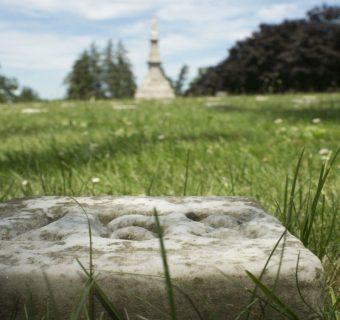 Things used on Gettysburg's battle